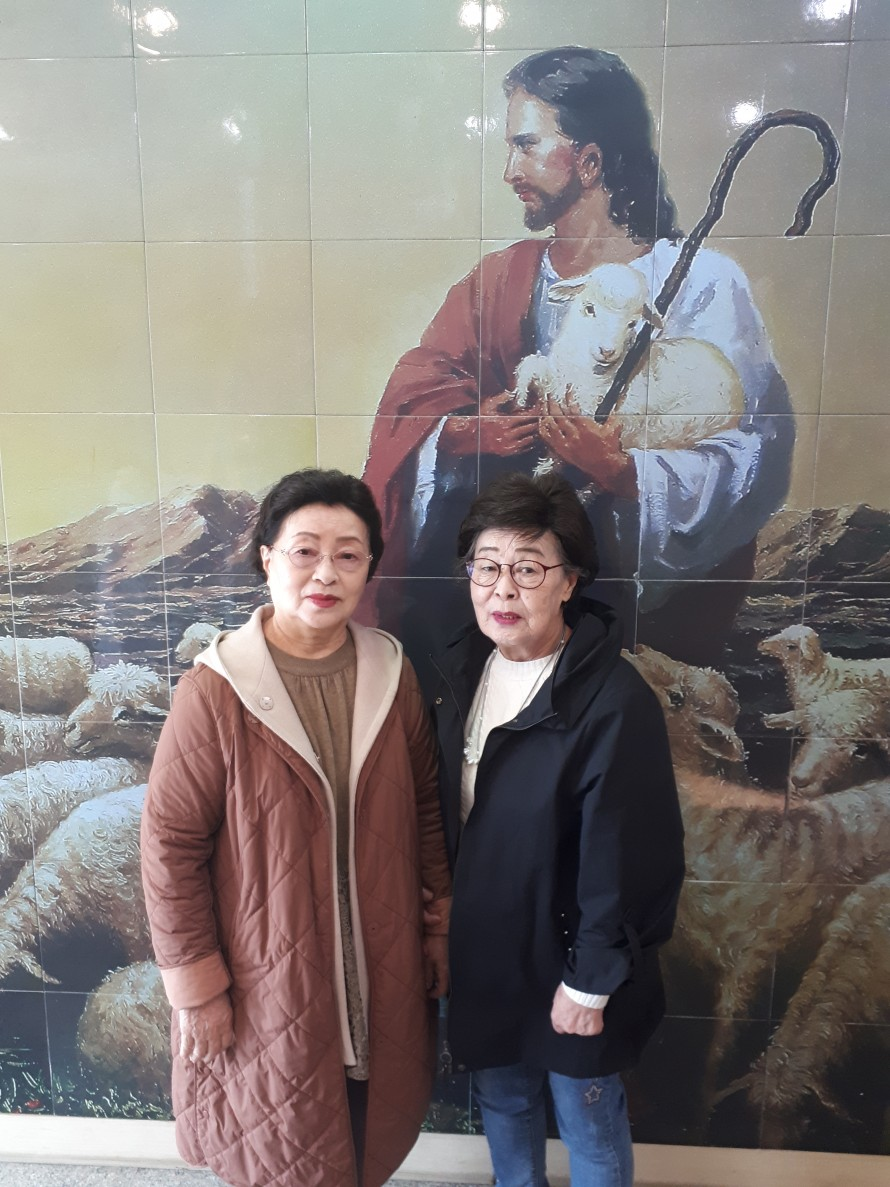 봉일천감리교회 / 새가족소개