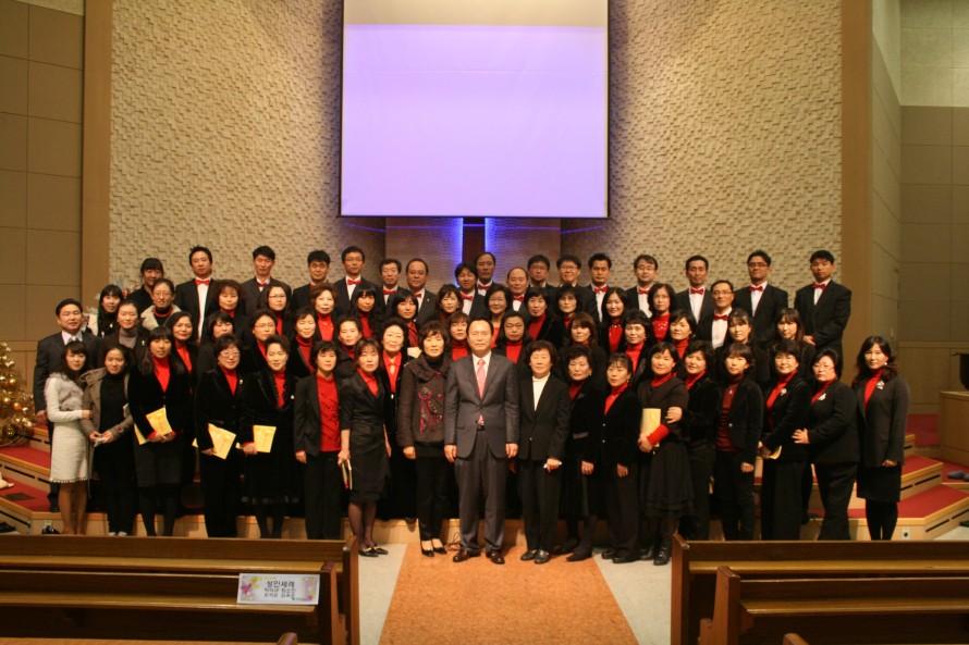 봉일천교회 / 교회과거사진08~10